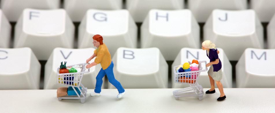 thương mại điện tử